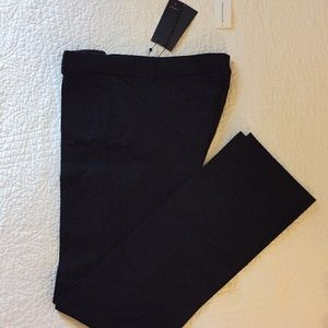 Banana Republic Sloan Straight Black Pants